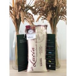 Albufera riz 1 kg. package gastronomique (de sac en tissu).