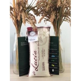 Albufera 1kg. envase gourmet (saco de tela)